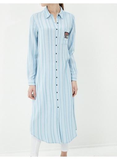 Gömlek Elbise-Koton